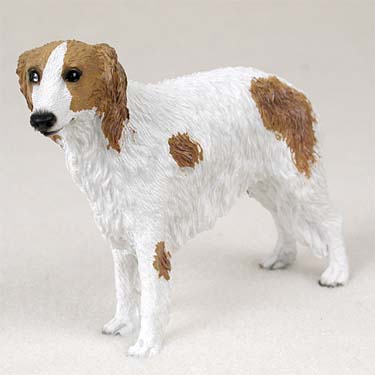 Borzoi Dog Breed Figurine