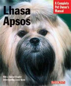 Book on the Lhasa Apso Dog Breed