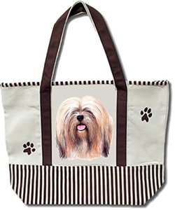 Lhasa Apso Dog Breed Gift Tote