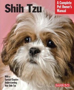 Book on the Shih Tzu Dog Breed
