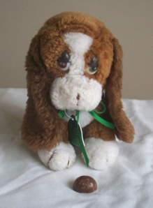 Old Baxter Stuffed Dog