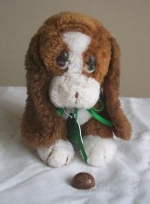 Old Baxter Stuffed Dog