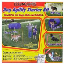 The Kyjen Dog Agility Starter Kit