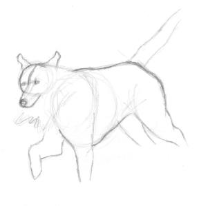 Thunder Sketch One