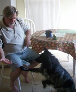 Dad Pierson Shake