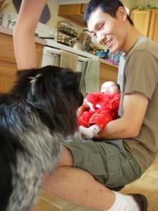 Li Xi Pierson Baby Eric