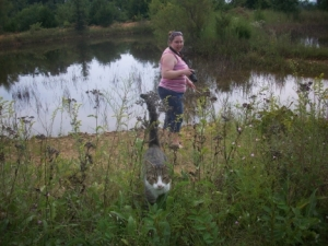 Farm Pond and My Sister Carrie
