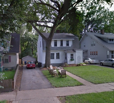 Our New Place in Des Moines