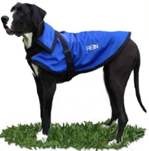 The Rein Coat for Dog Anxiety