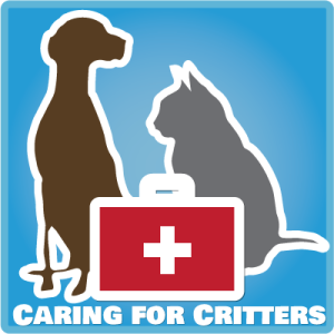 Caring for Critters Round Robin Badge