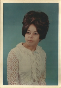 My Mom's High School Photo