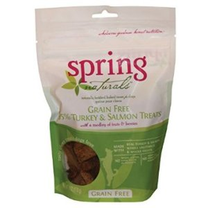 Spring Naturals Dog Treats